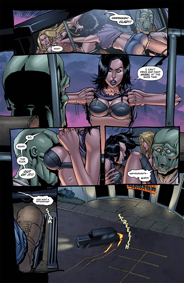 Hack/Slash #4