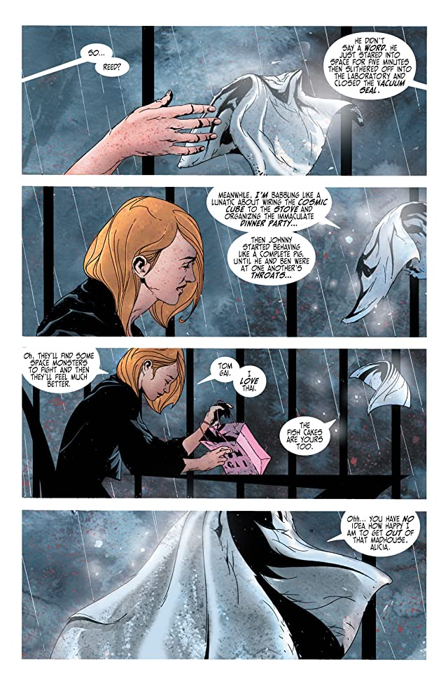 click for super-sized previews of Fantastic Four: 1234 #2