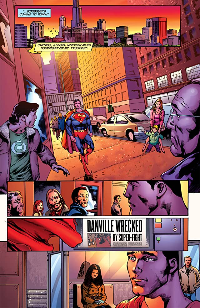 click for super-sized previews of Superman (1939-2011) #705