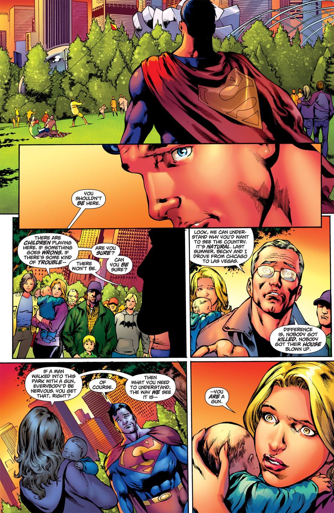 Superman (1939-2011) #705