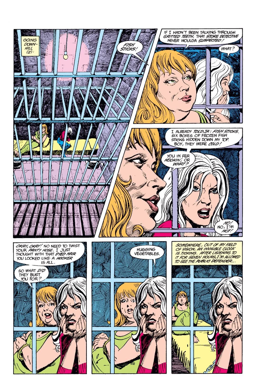 Swamp Thing (1982-1996) #51
