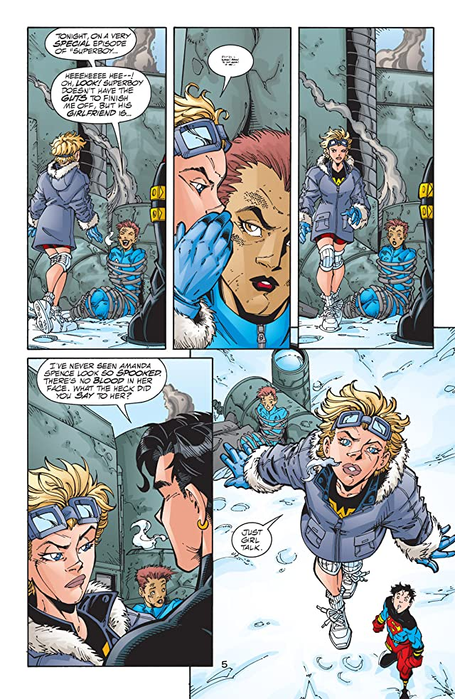 click for super-sized previews of Young Justice (1998-2003) #20