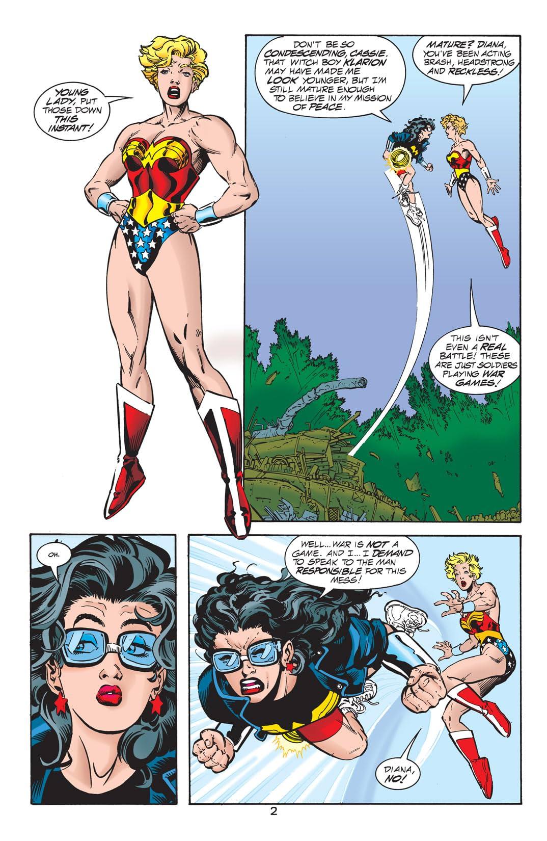 Sins of Youth: Wonder Girls