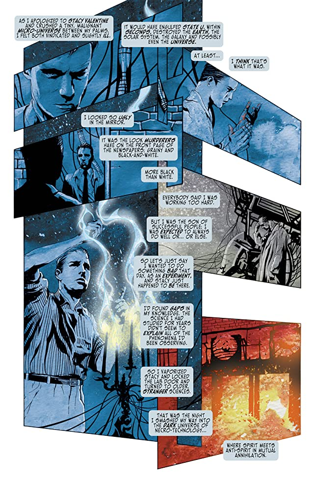 click for super-sized previews of Fantastic Four: 1234 #4