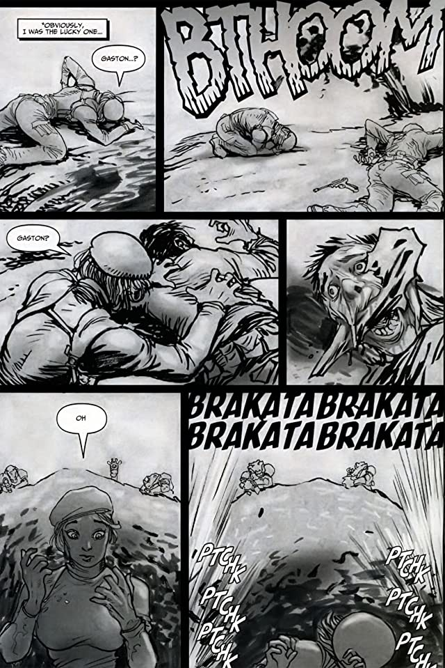 Elephantmen: War Toys #2 (of 3)