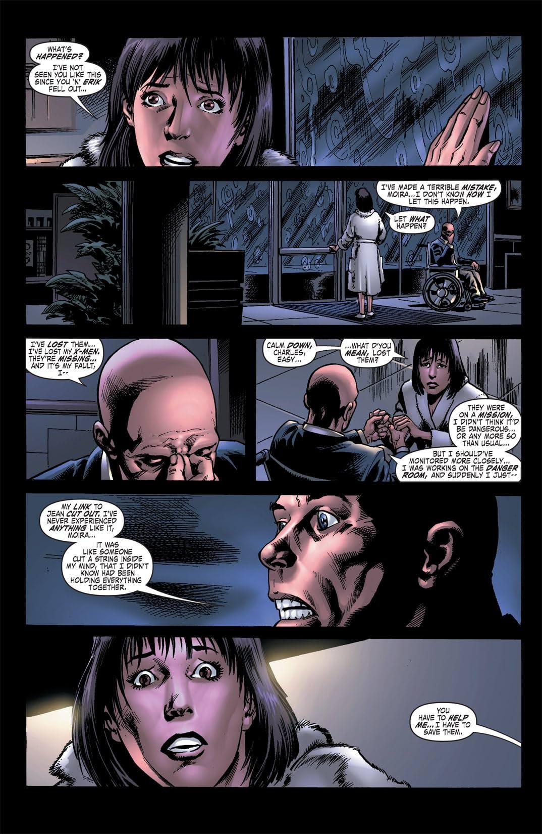 X-Men: Deadly Genesis #4