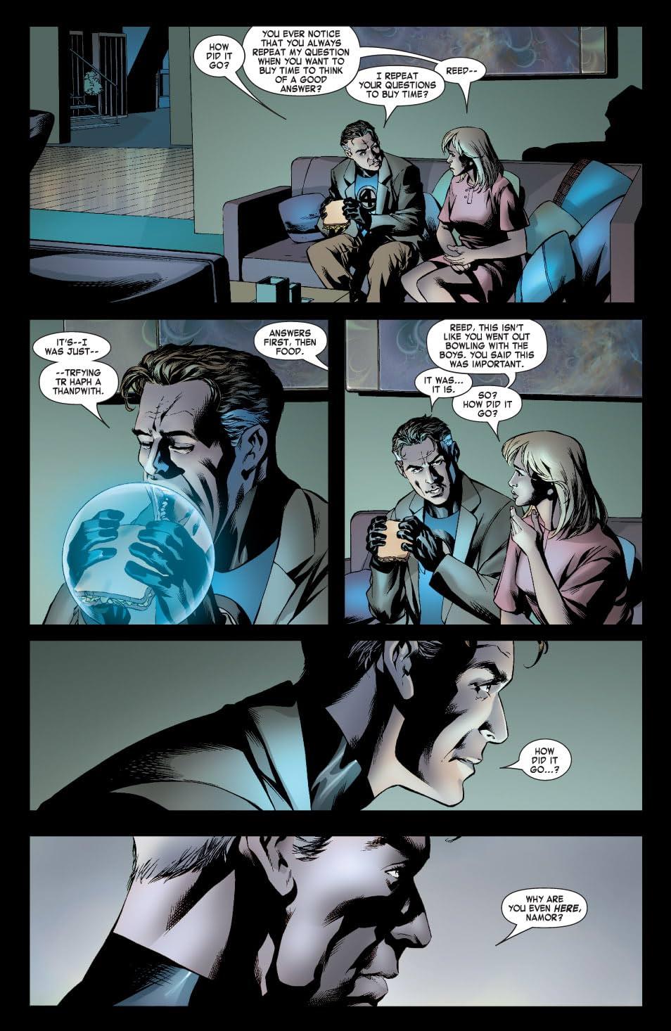 Fantastic Four (1998-2012) #536