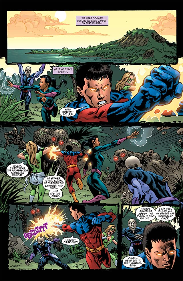 click for super-sized previews of X-Men: Deadly Genesis #6