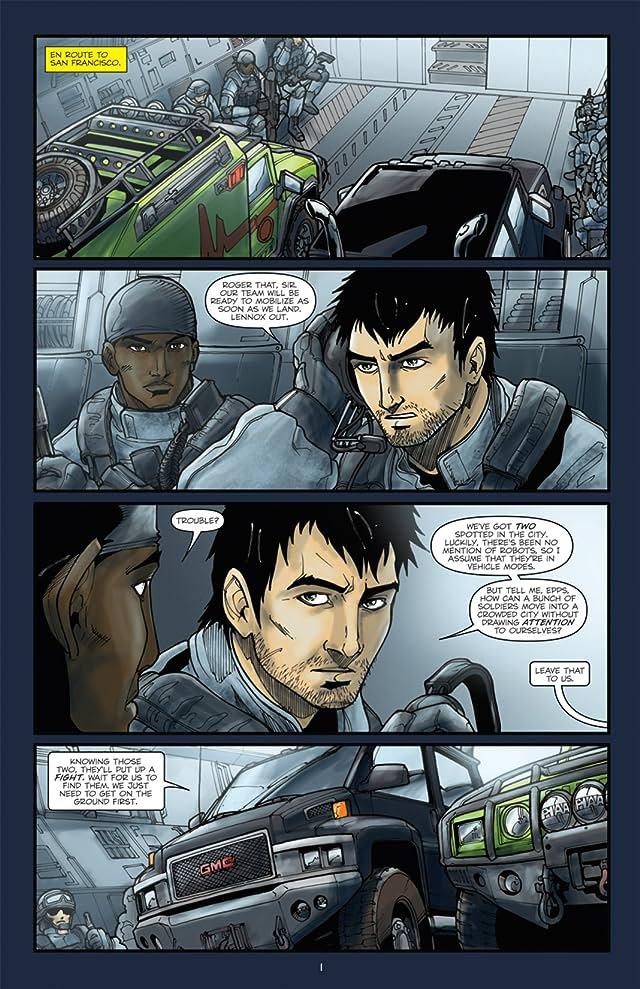 Transformers: Alliance - The Revenge of the Fallen Movie Prequel #4