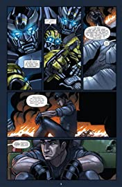 Transformers: Alliance - The Revenge of the Fallen Movie Prequel #3