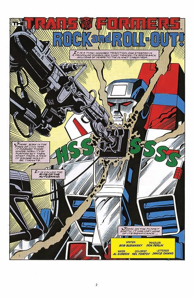Transformers: Classics #14