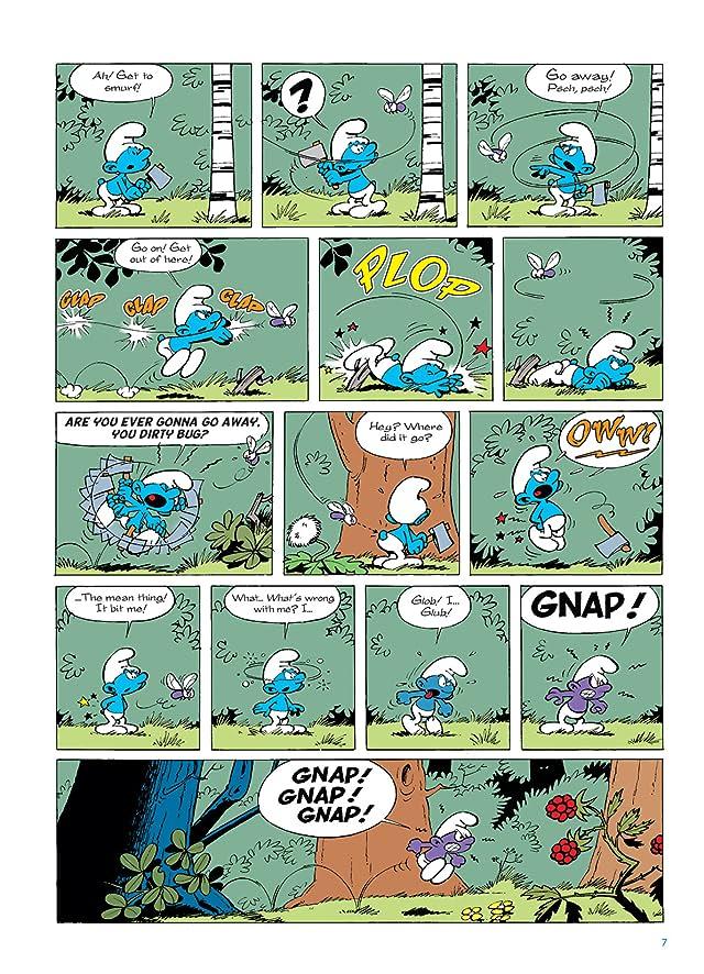 The Smurfs Vol. 1: The Purple Smurf