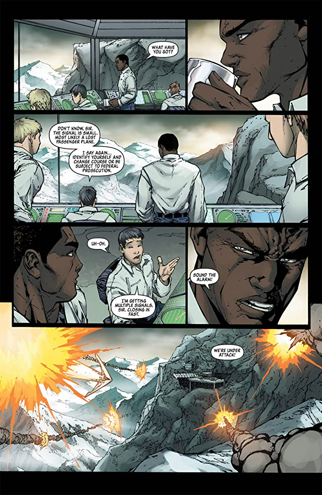 click for super-sized previews of Fathom: Dawn of War #2