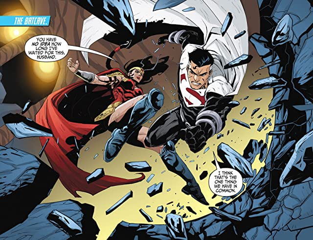 click for super-sized previews of Justice League Beyond 2.0 (2013-2014) #22