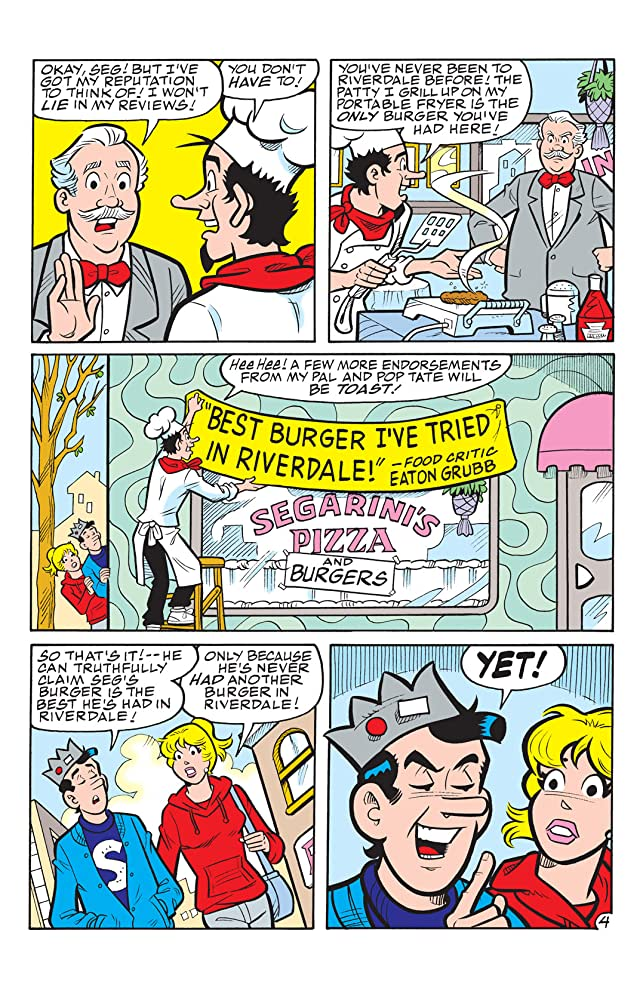 click for super-sized previews of Jughead #171