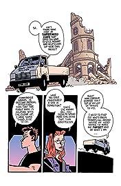 The Weird World of Jack Staff #5