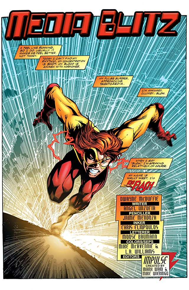 Sins of Youth: Kid Flash and Impulse