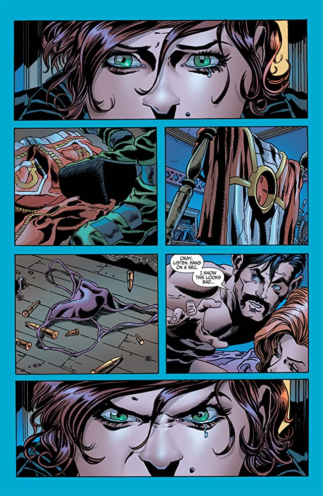 click for super-sized previews of Secret Six (2006) #5