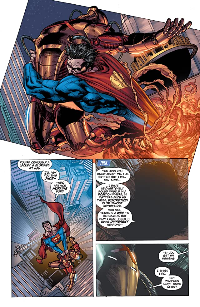 click for super-sized previews of Superman/Batman #69