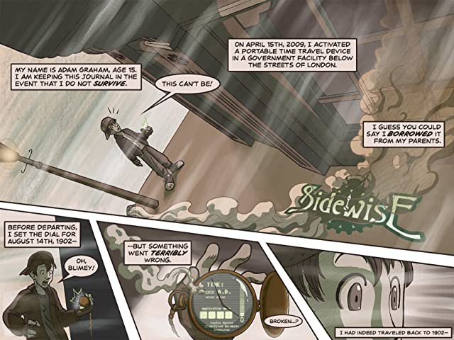 click for super-sized previews of Sidewise #1