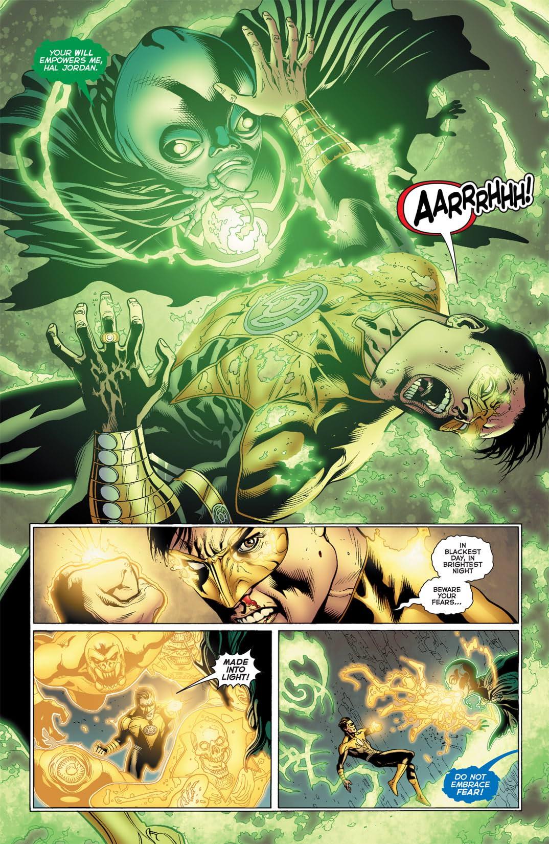 Green Lantern (2005-2011) #66