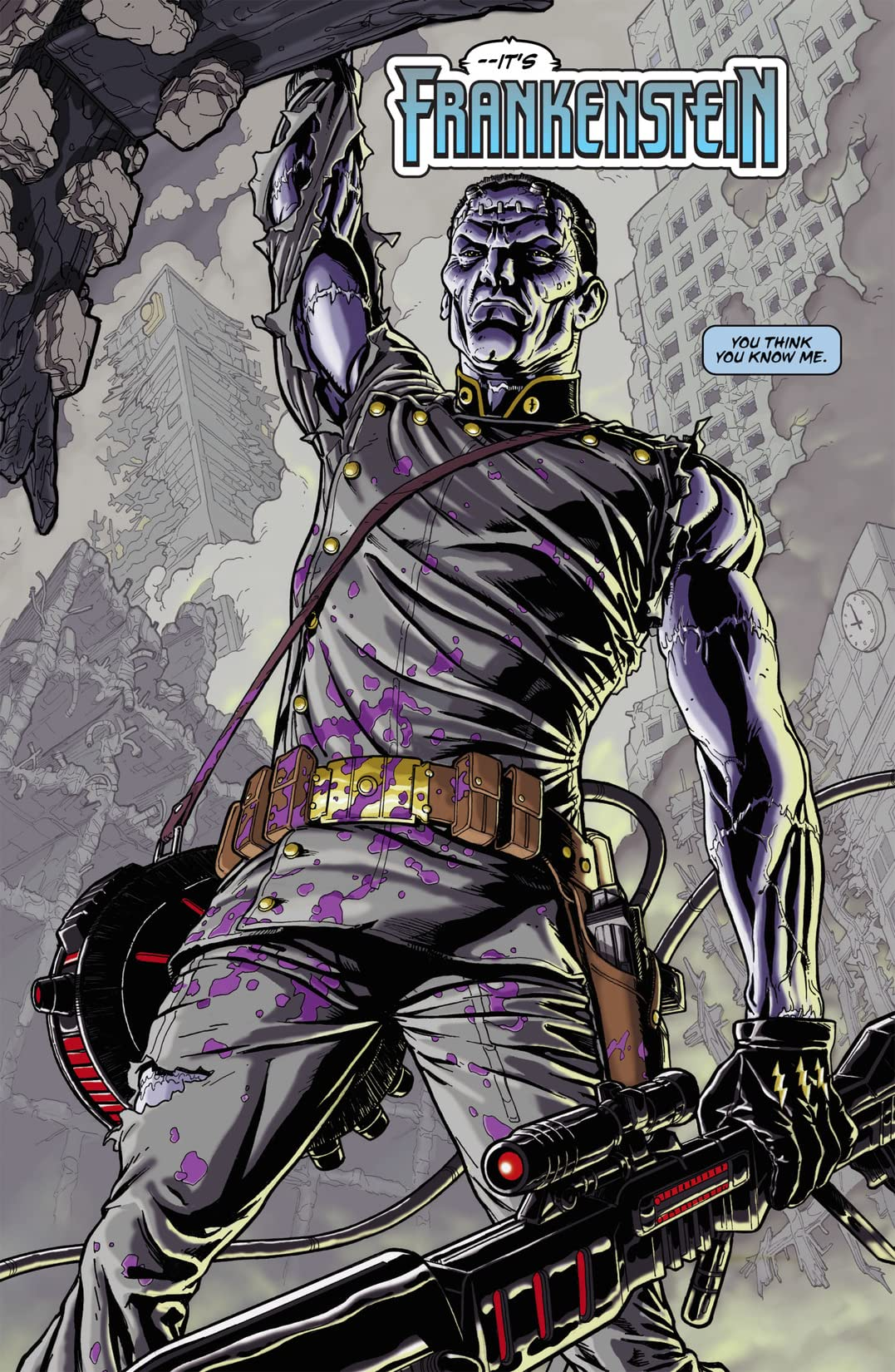 Doc Frankenstein #1