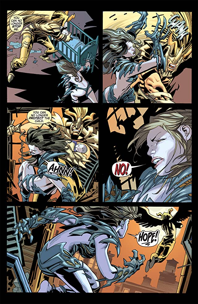 Witchblade #112