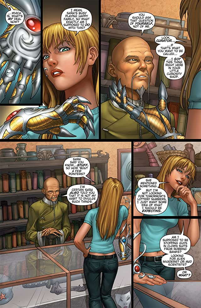 Witchblade #113