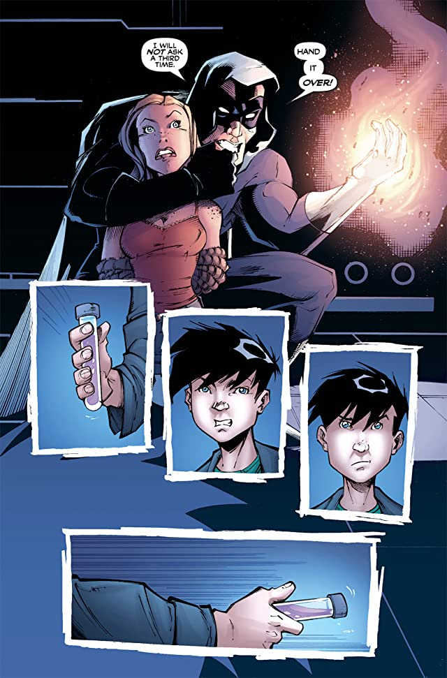 Abyss: Family Issues #4 (of 4)