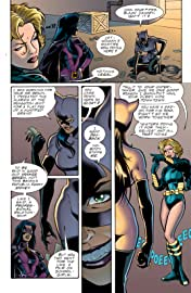 Birds of Prey: Manhunt #2
