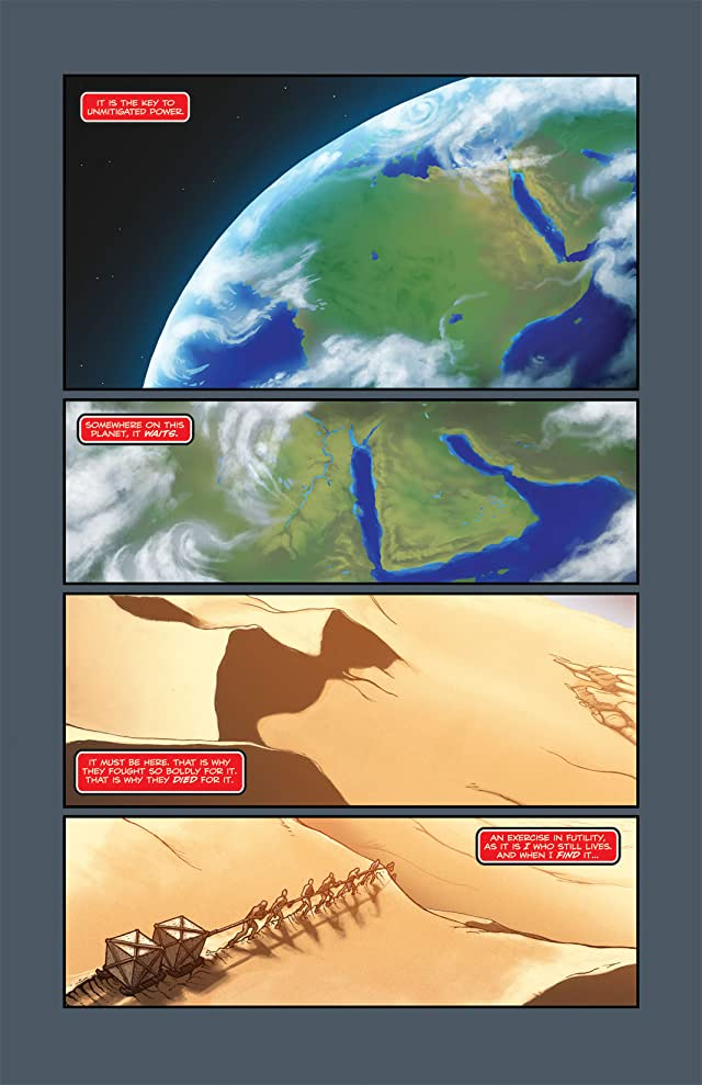 click for super-sized previews of Transformers: Defiance - The Revenge of the Fallen Movie Prequel #2