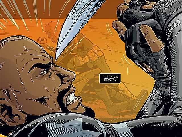 Original Sin: Secret Avengers Infinite Comic #2