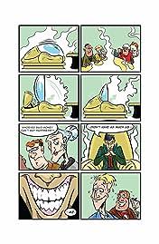 Scrooge and Santa #1