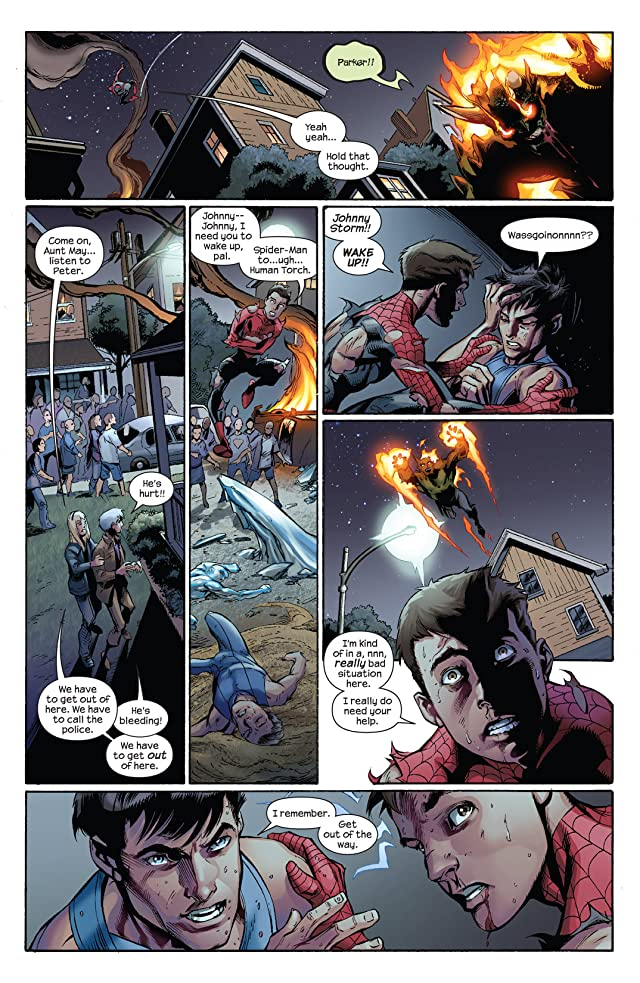 click for super-sized previews of Ultimate Comics Spider-Man (2009-2012) #160