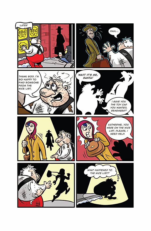 click for super-sized previews of Scrooge and Santa #3