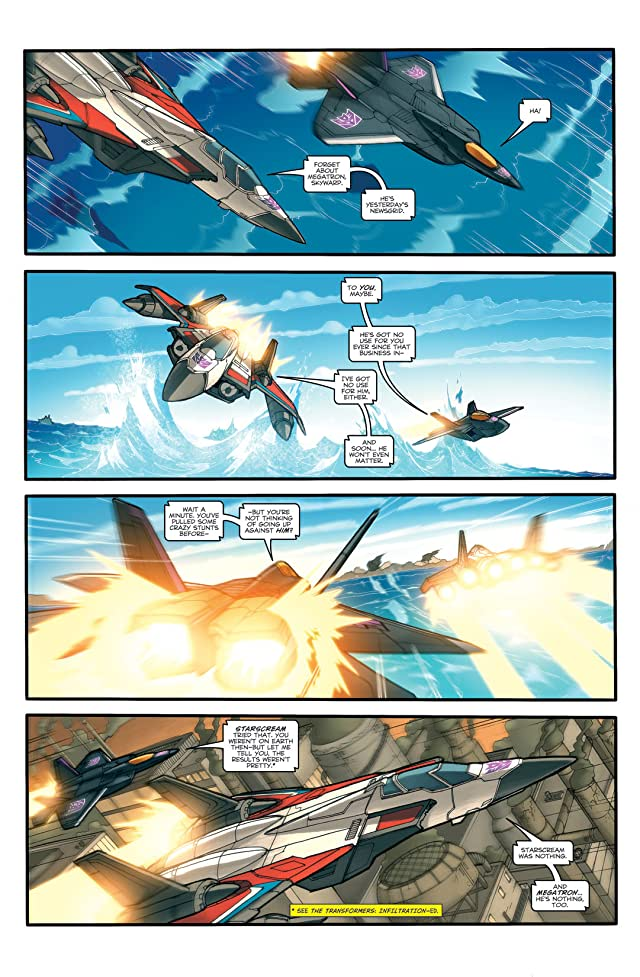 Transformers: Spotlight - Ramjet