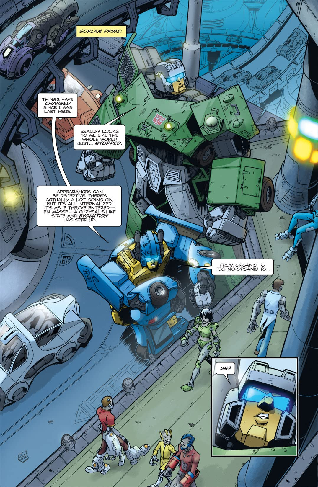 Transformers: Spotlight - Hardhead