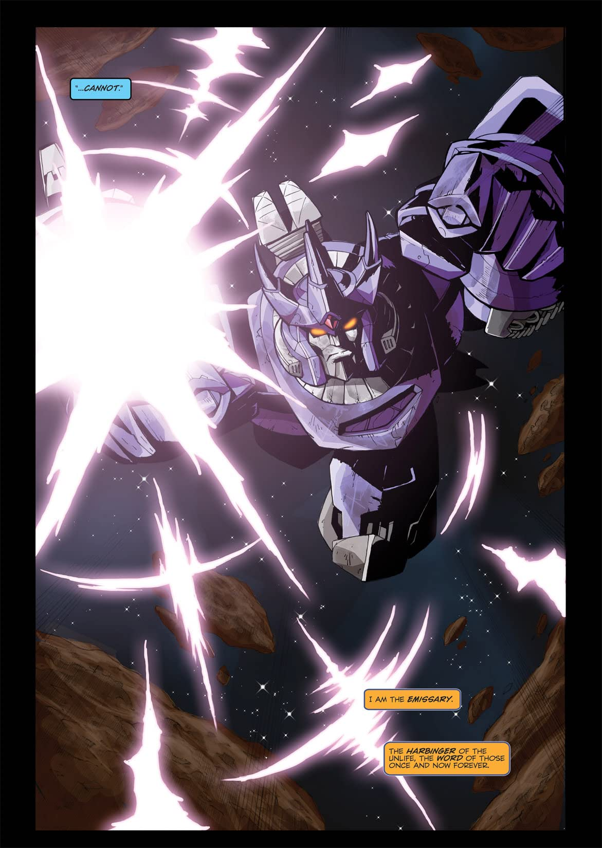 Transformers: Spotlight - Galvatron