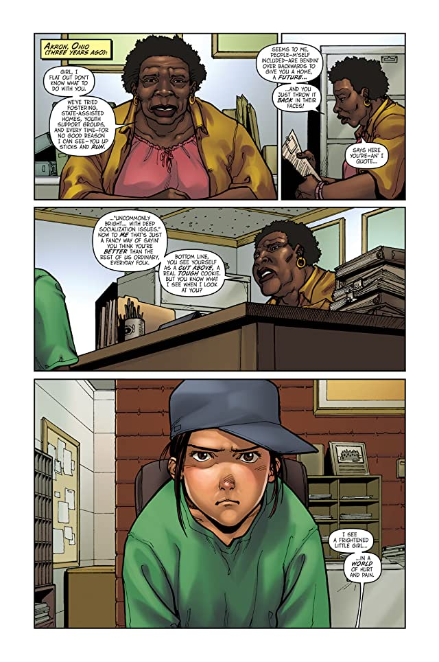 click for super-sized previews of Transformers: Infiltration #4