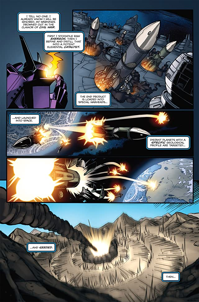 click for super-sized previews of Transformers: Spotlight - Shockwave