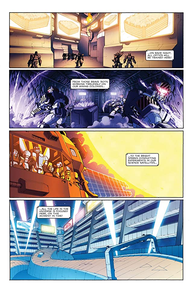 click for super-sized previews of Transformers: Ironhide #2