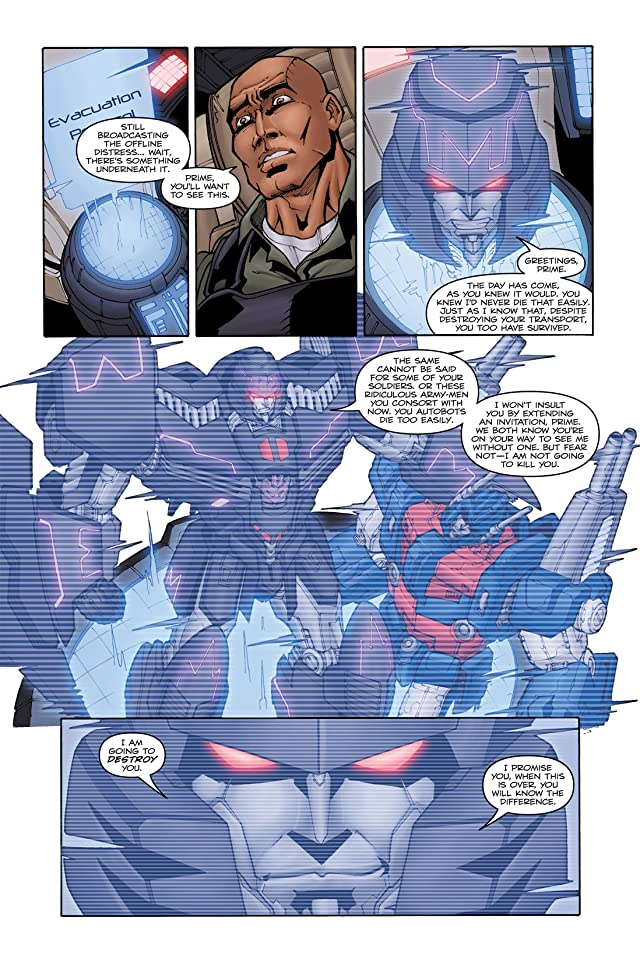 click for super-sized previews of Transformers (2010-2011) #17