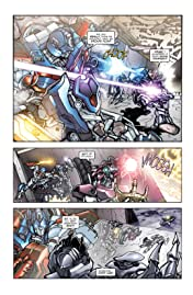 Transformers 3 Movie Prequel - Foundation #4 (of 4)