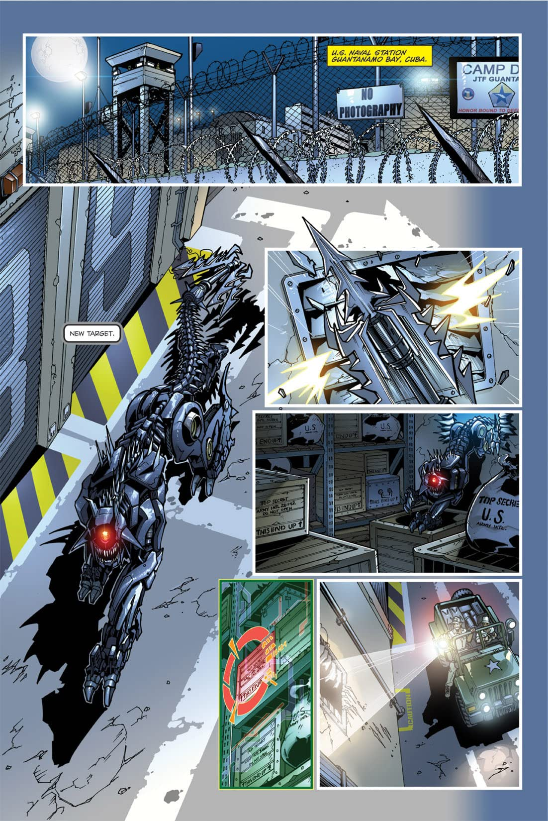Transformers: Tales of the Fallen #5 (of 5)