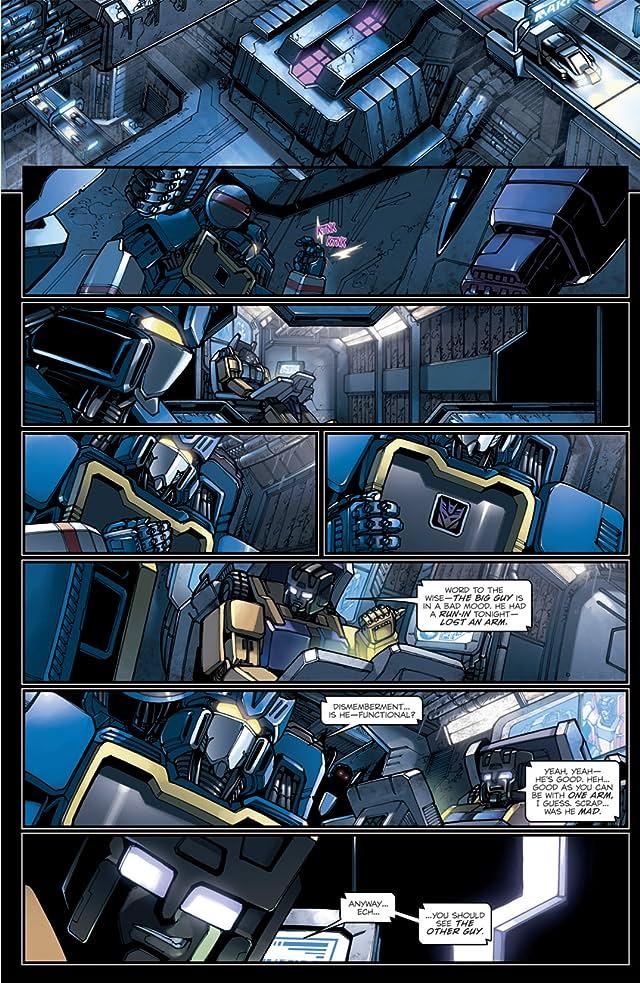 Transformers: Megatron Origin #3 (of 4)