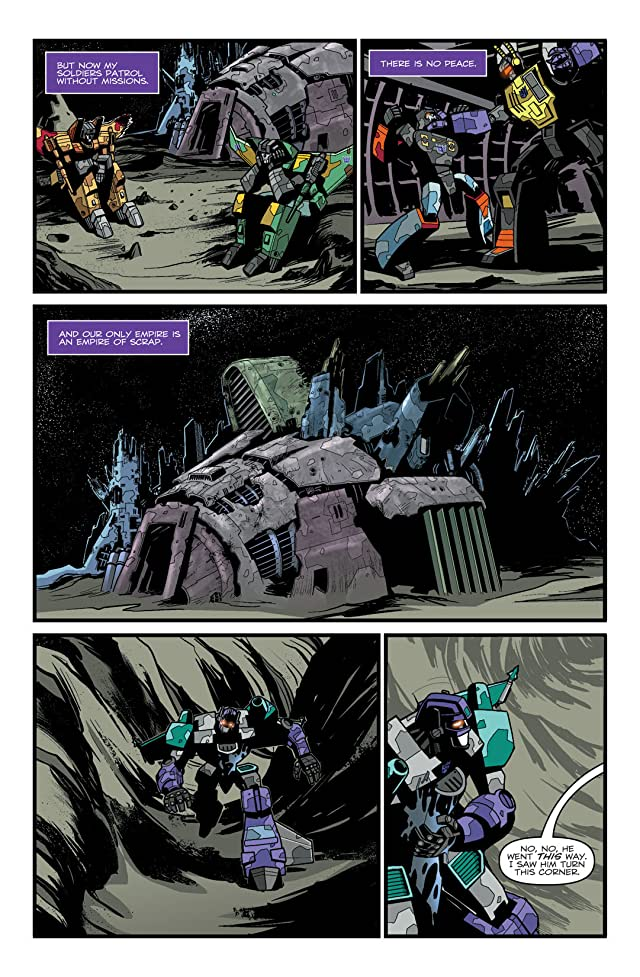 Transformers (2010-2011) #7