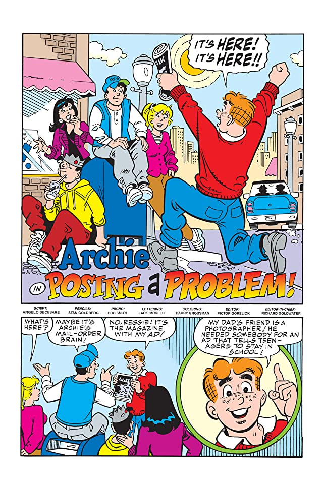 click for super-sized previews of Archie #565