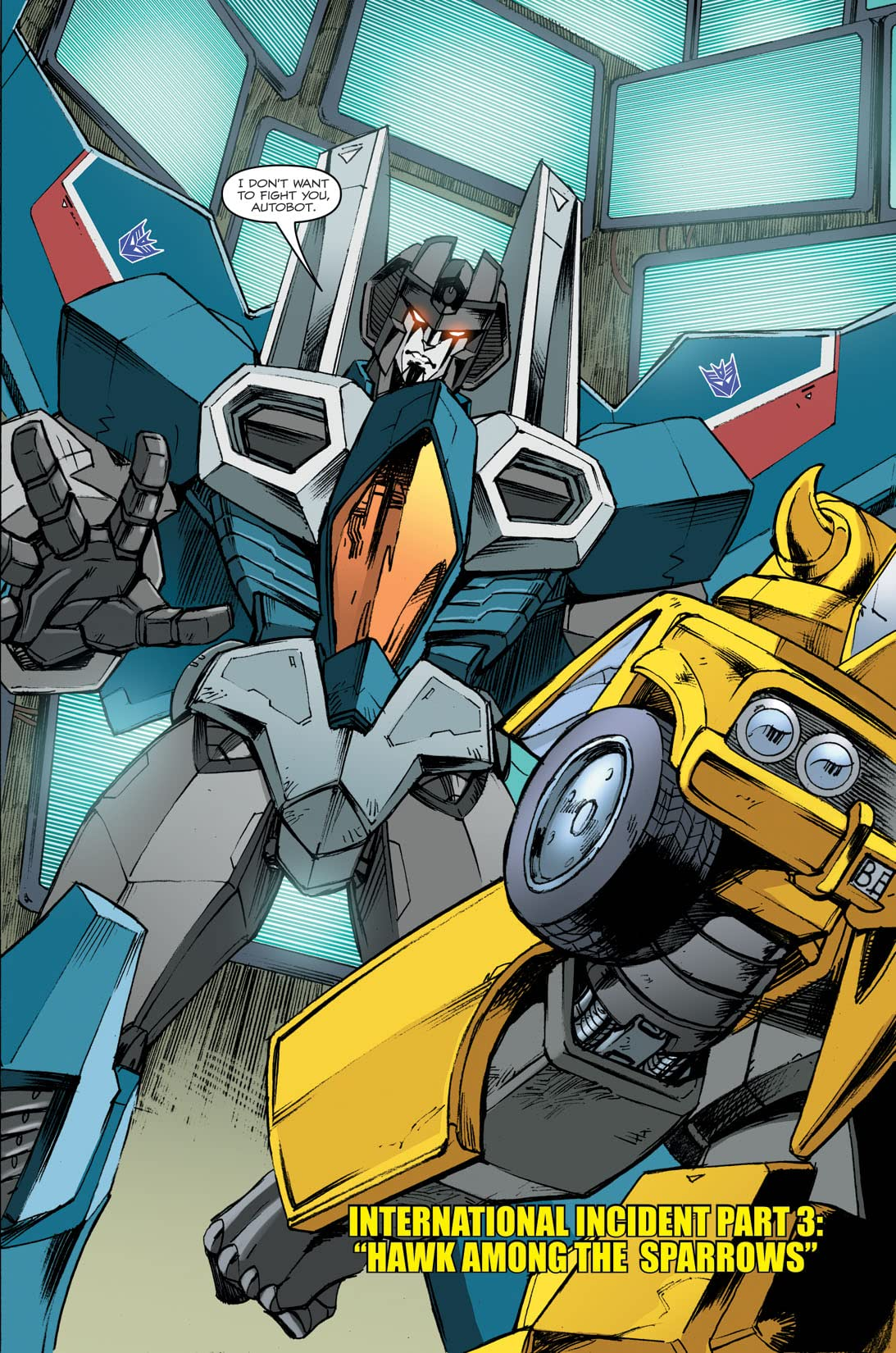 Transformers (2010-2011) #11