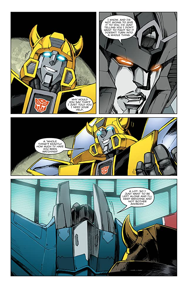 click for super-sized previews of Transformers (2010-2011) #11
