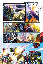 Transformers: Drift #1 (of 4)